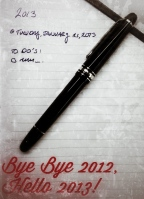 Bye Bye 2012, Hello 2013